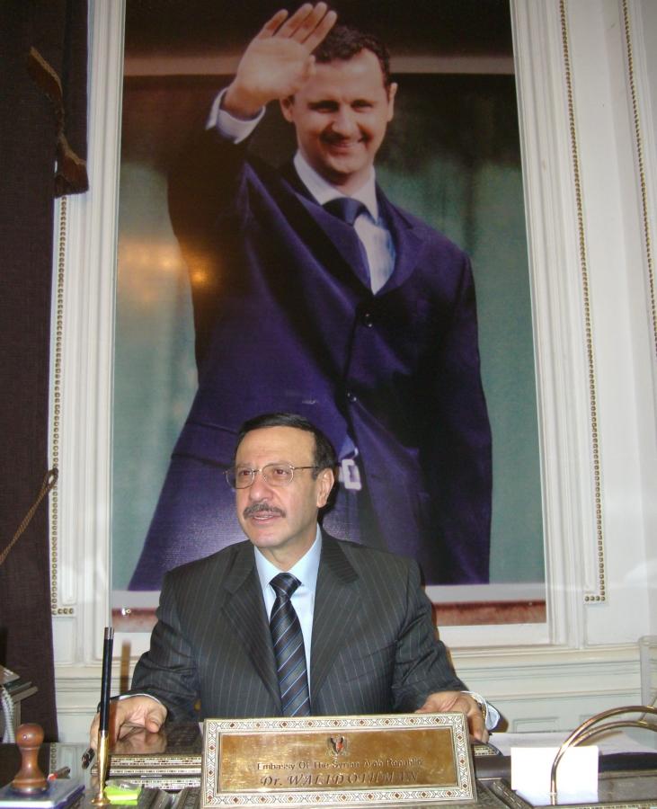 he-walid-othman-ambassador-of-syria