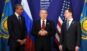 Nursultan Nazarbaev-poza corecta