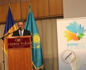 Ambasadorul Kazahstanului