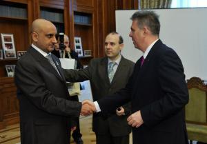 Delegatia din UAE-Zgonea