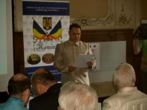 President Romania-Laos