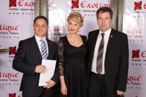 Senatori Florinel Dumitrescu si Ionel Agrigoroaei-web