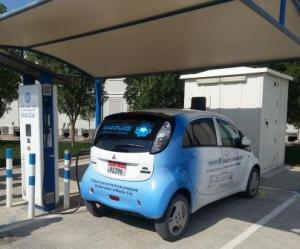 Masdar Electric Car