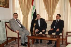 Iraq Ambassador-Omer Berzinji