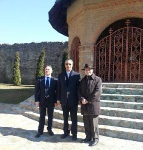 Manastirea Dobrovat