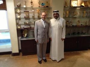 Qatar Television-Abdulaziz Thani Al-Thani