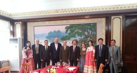 Romania-DPRK Dialogue