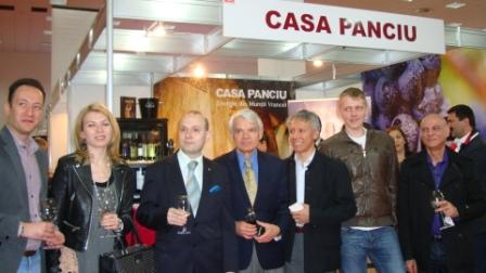 Diplomatic Wine from CASA PANCIU