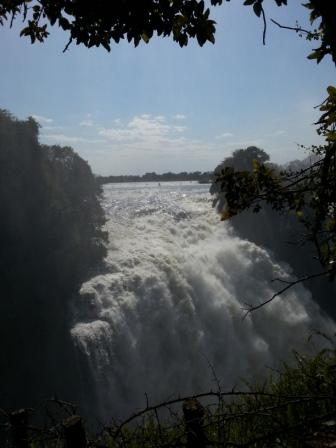 Victoria falls-world greatest cascade