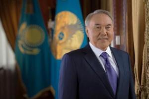 President Nursultan Nazarbayev-web