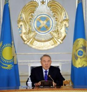 Presidentele Nursultan Nazarbayev-creatorul Kazahstanului moderna-web