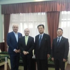 DPR Korea Ambassador