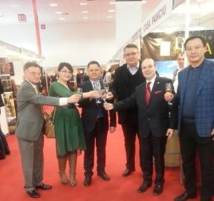 Ambsasadorul Kazahstanului viziteaza CASA PANCIU