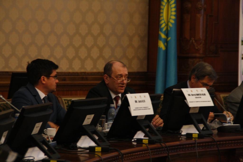 Costel Alexe, Marcel Bujor, Florin Constantinescu