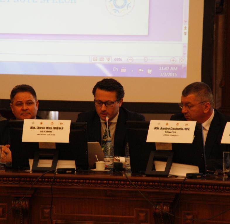Ionel Agrigoroaei, Ciprian Rogojan, Constantin Popa