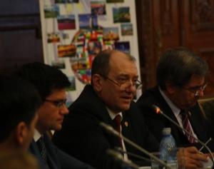 Senator Marcel Dumitru Bujor-Liderul activitatii parlamentare 2015