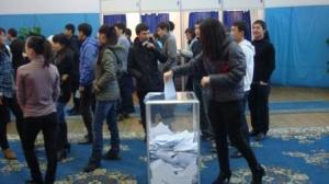 Kazakhstan elections