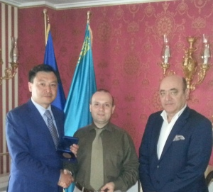 Kazakhstan Minister of Foreign Affairs