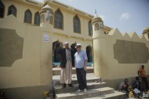 Mosque in Harar