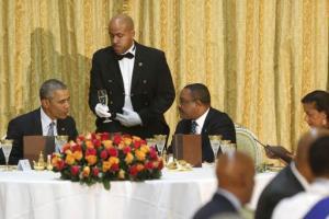 Obama dinner