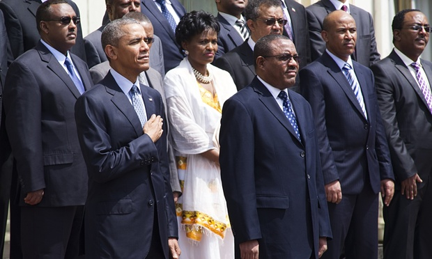 President Obama-in-Ethiopia