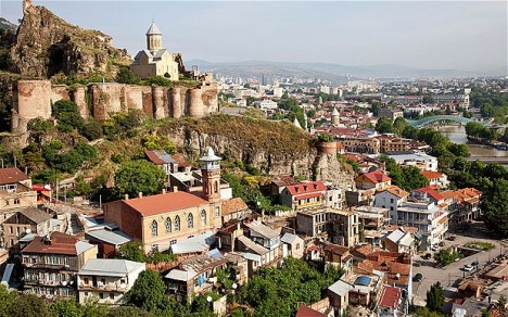 Tbilisi-Georgia-World Capital of Culture and Tourism