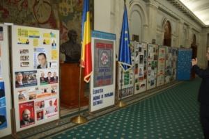 Anton Caragea-Exhibition for National Day of Romania