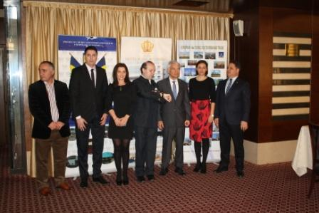 European Council on Tourism and Trade-World Tourism Institution receives ambassadors for tourism