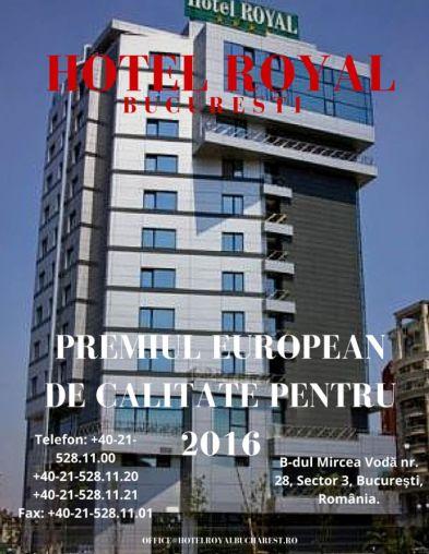 Hotel ROYAL-CEL MAI BUN HOTEL DIN ROMANIA