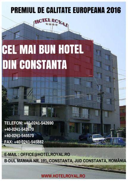 HOTEL ROYAL CONSTANTA-CEL MAI BUN HOTEL