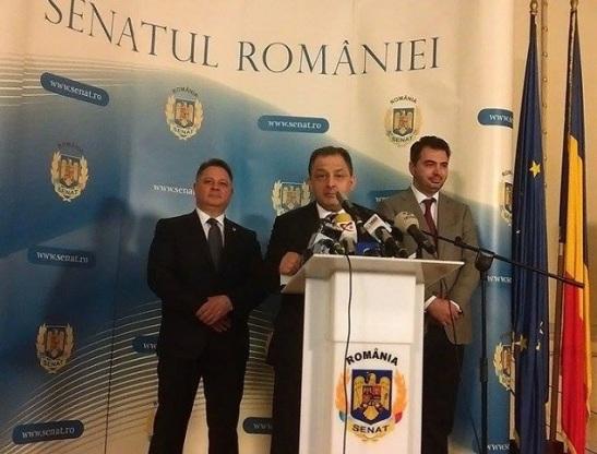 Liderul Parlamentului Romaniei-Ionel Agrigoroaei