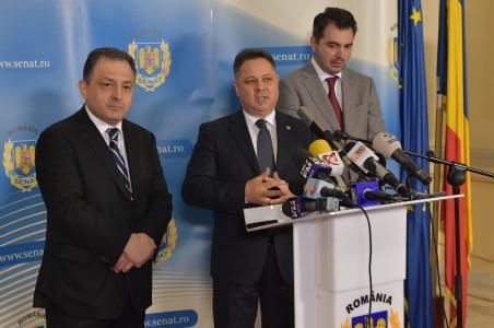 Senator Ionel Agrigoroaei-Partidul Democratiei Sociale