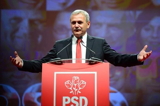 LIVIU DRAGNEA-PSD