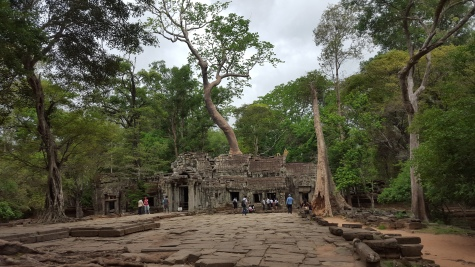 Incredible Bayon Temple-Cambodia-World Best Tourist Destination in 2016