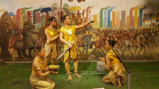 King Indravarman