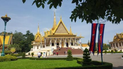 Royal Palace-Phonm Penh-Cambodia-World Best Tourist Destination in 2016