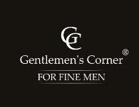 BEST FASHION CREATOR-GENTLEMEN'S CORNER GENTLEMEN'S CORNER was recognized as the OFFICIAL DIPLOMATIC PARTNER for the high quality products and innovative fashion design. THE GENTLEMEN'S CORNER is the recommended address for high fashion and elegance!